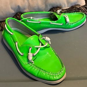 Sperry Top Sider for Jeffrey NY Ladies 9